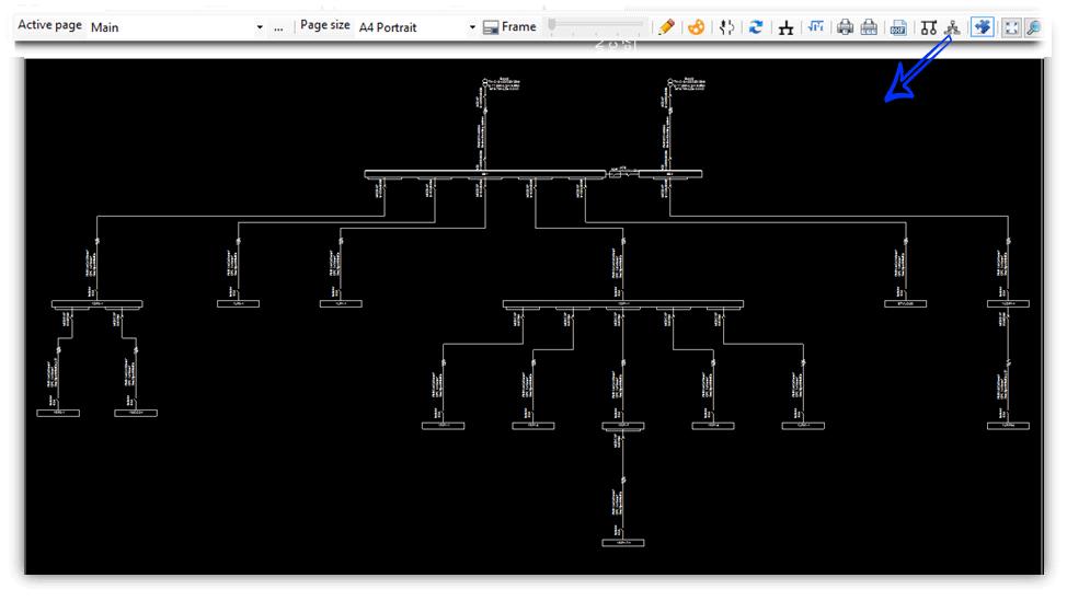 ElectricalOM Db layout diagram