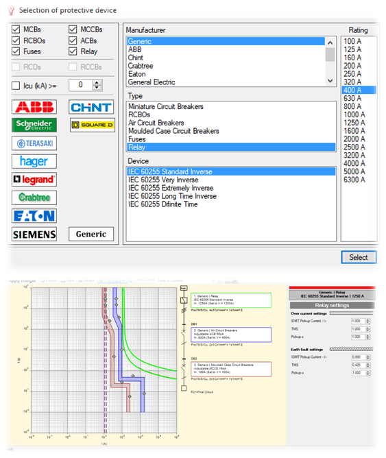 ElectricalOM - Electrical Design And Circuit Calculation Software